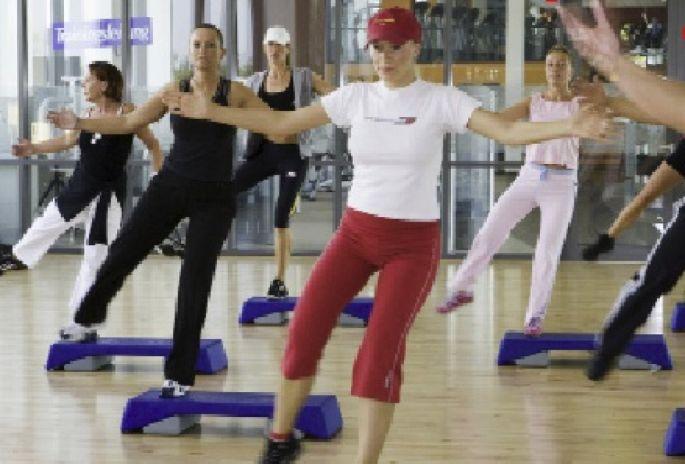 Fitness, des formules pour tous les goûts : le step est toujours aussi apprécié dans les salles de sport