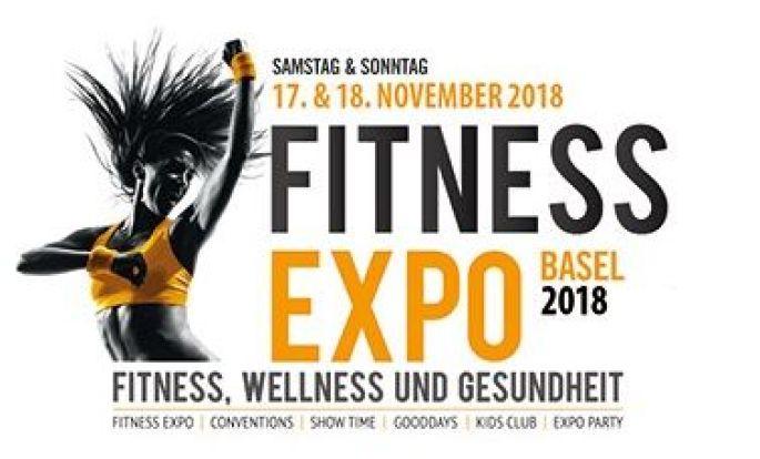 Fitness Expo de Bâle 2018