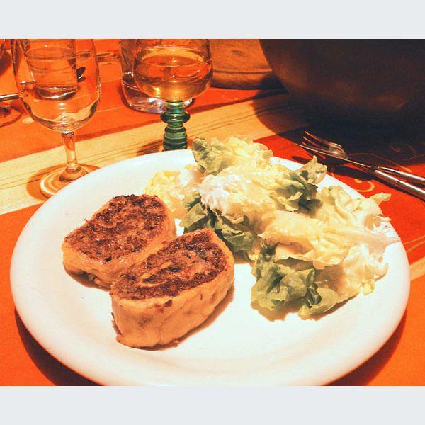Recette traditionnelle des fleischnacka les roul s la - Recettes cuisine alsacienne traditionnelle ...