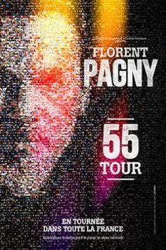 Florent Pagny : 55 Tour