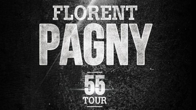 Florent Pagny en tournée