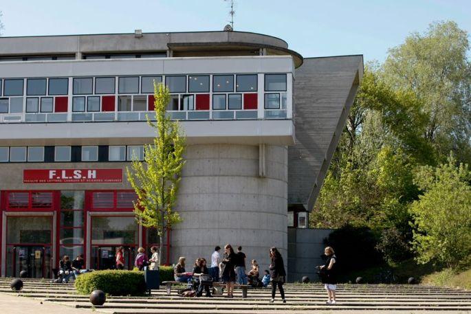 FLSH - Faculté des Lettres, Langues et des Sciences Humaines de Mulhouse