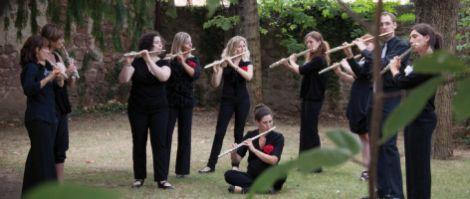Les Flûtinades mettent à l\'honneur la flûte