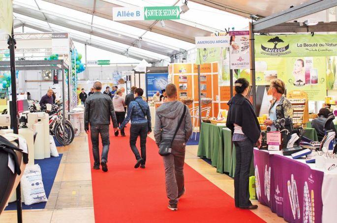 La Foir\'Expo, un incontournable à Mulhouse