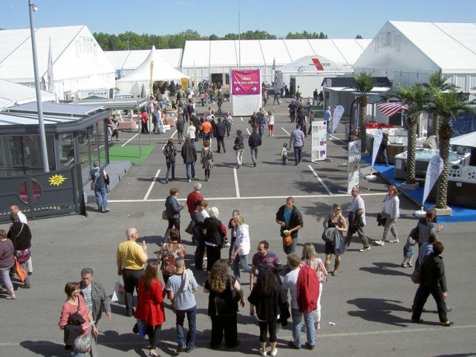 La Foir\'Expo 2014 à Mulhouse