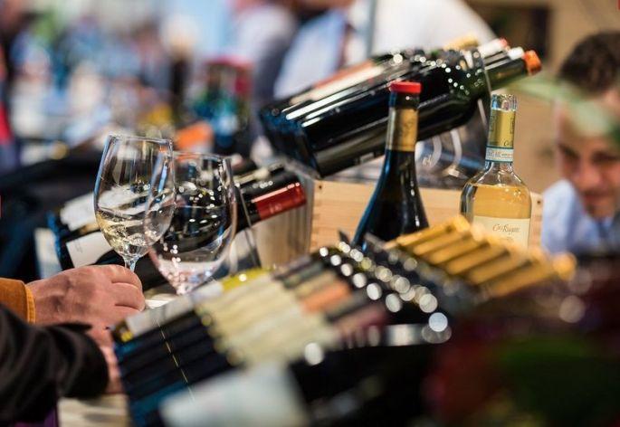 Foire aux Vins de Bâle - Basler Weinmesse 2018