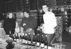 Des producteurs de vins de toute la France proposent leurs productions à Cleebourg