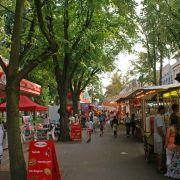 Foire Kermesse d\'été de Colmar 2021