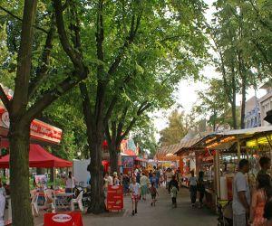 Foire Kermesse d\'été de Colmar 2020