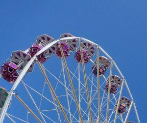 Foire de Carnaval à Metz 2020