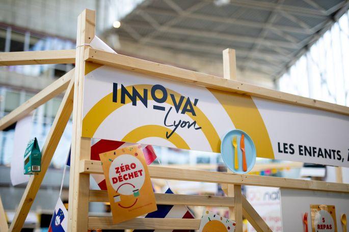 Innova\'Lyon à la Foire de Lyon