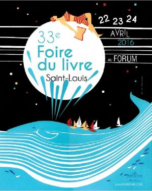 Foire du Livre de Saint-Louis 2016