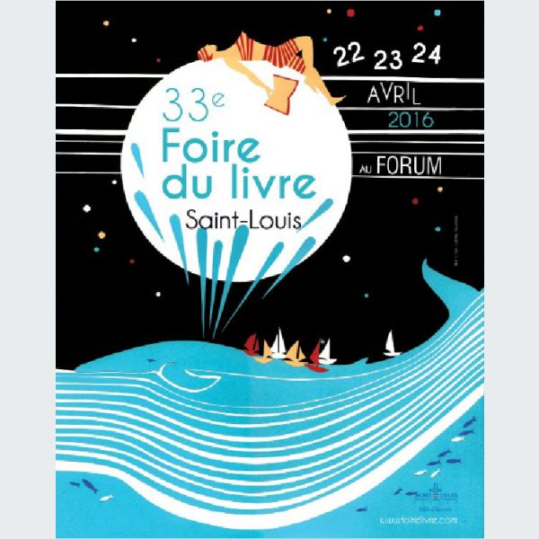 Foire du livre de saint louis 2016 le forum - Salon du livre de saint louis ...