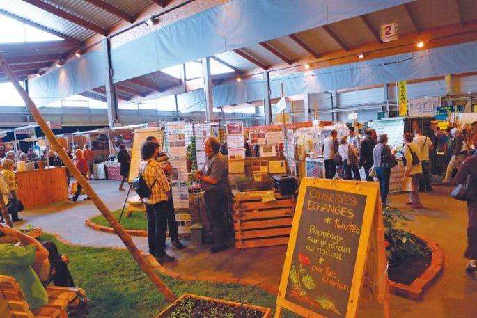 Foire Eco Bio d'Alsace à Colmar 2017