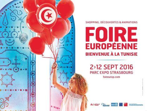 Foire Européenne 2016