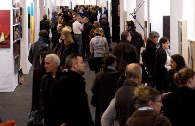 Foire européenne d\'art contemporatain St-art 2011