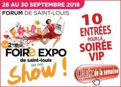 Foire expo de Saint-Louis