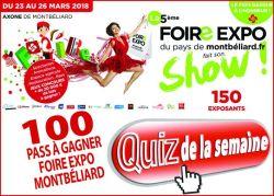Foire Expo Montbéliard
