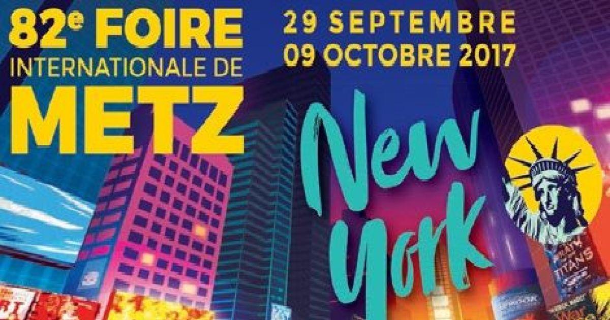 Foire internationale de metz 2017 parc expo de metz - Foire expo toulouse 2017 ...
