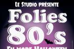 folies 80's en mode halloween
