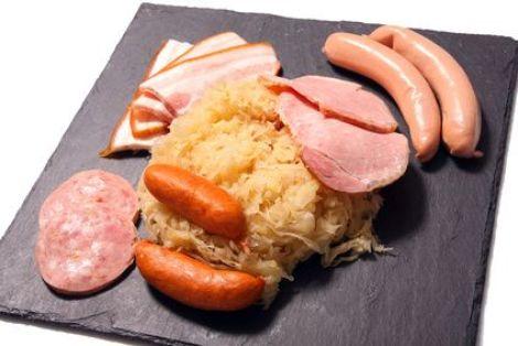 Folle choucroute d'Alsace - Actu Gastronomie - Dans toute ...