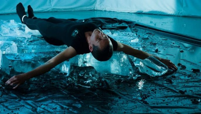 Anna Katharina Scheidegger, Enthalpy of fusion, performance, glace, 2016