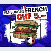 Foot & burgers au Grand Casino de Bâle