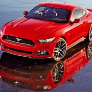 Ford Mustang : enfin chez nous !