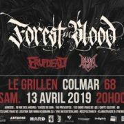 Forest in Blood + Erupdead + Blood Reign