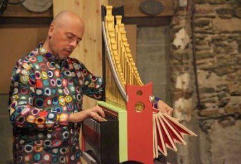 Yannick Varlet, claveciniste et organiste professionnel