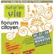Forum citoyen Natur\'enVie
