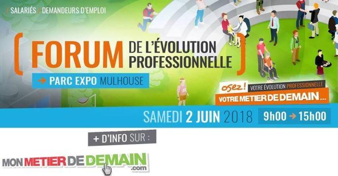 Forum de l\'évolution professionnelle