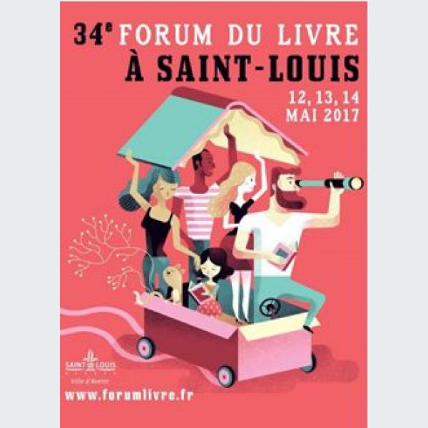"""Résultat de recherche d'images pour """"forum livre saint louis 2017"""""""