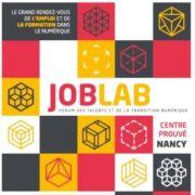Forum JobLab #3 des talents et de la transition numérique