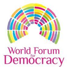 Forum Mondial de la démocratie à Strasbourg