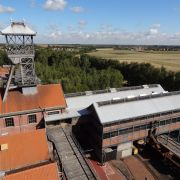 Fosse Delloye, centre historique minier à Lewarde