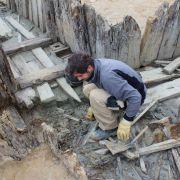 Archéologie : sur les fouilles de la galerie Kilianstollen