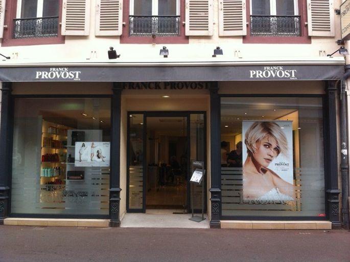 Franck provost colmar coiffeur et salon de coiffure - Salon de coiffure franck provost tarifs ...