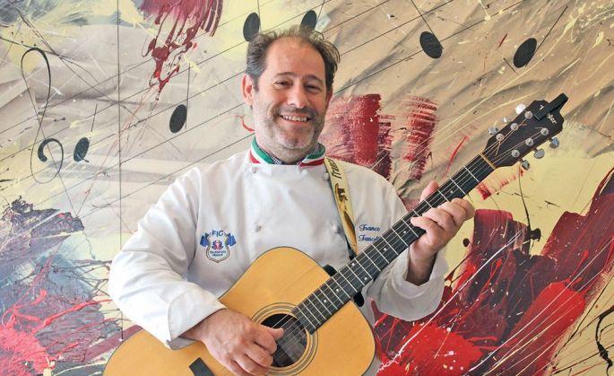Franco Fancello programme des groupes live depuis 15 ans dans son restaurant !