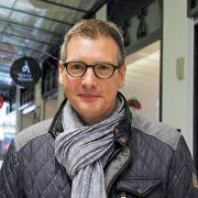 Frédéric Marquet, manager du commerce à Mulhouse, y croit !