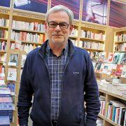 Frédéric Versolato, un libraire qui fait bouger sa ville