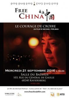 Free China : le courage de croire