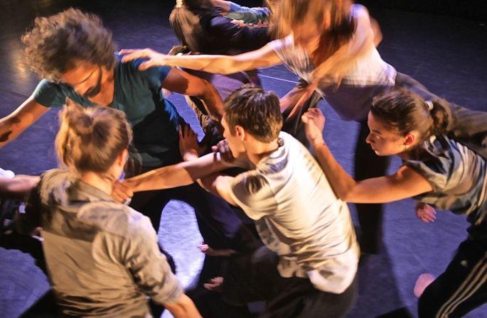 Pulse, un spectacle participatif concocté par Viadanse avec 38 amateurs