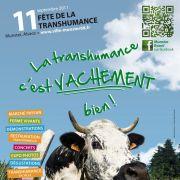 Fête de la Transhumance d\'automne 2011 à Munster