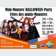 Halloween au Parc Funny-World