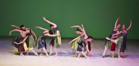 Gala de l'école de danse Akadémie