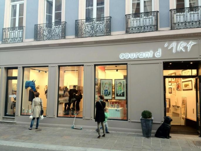 Galerie Courant d\'Art