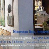 Galerie La Ligne Bleue