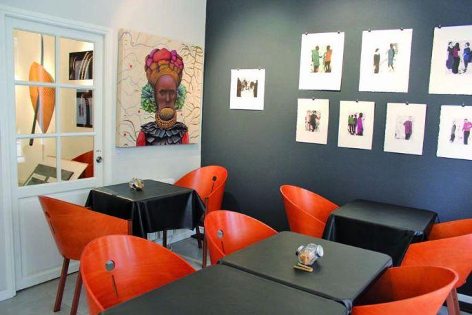 Galerie Sans Cadre
