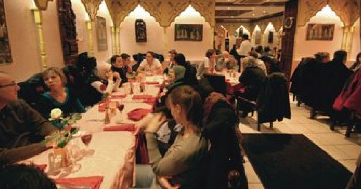 Gandhi Restaurant Strasbourg
